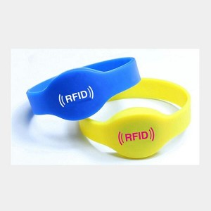 Las pulseras RFID
