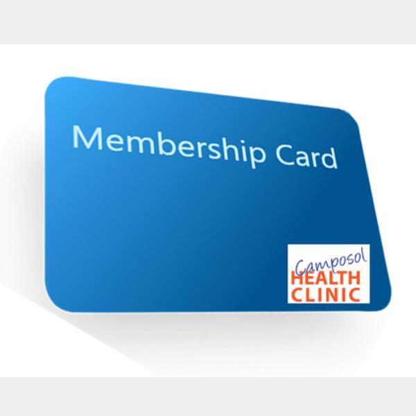 Imagem de adesão e cartões de identificação Destaque